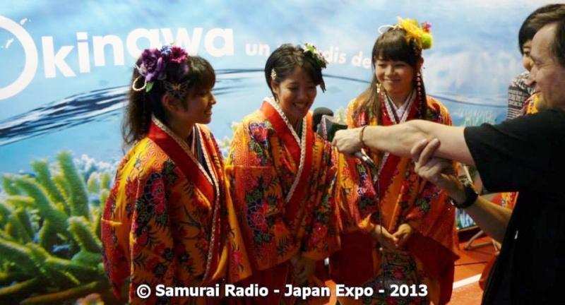 les hits à partir du 3 août : KAO=S / AOP / Sansanar et une chanson de Namie AMURO Je310