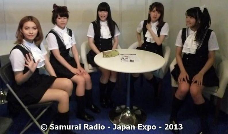 les hits à partir du 3 août : KAO=S / AOP / Sansanar et une chanson de Namie AMURO Je811