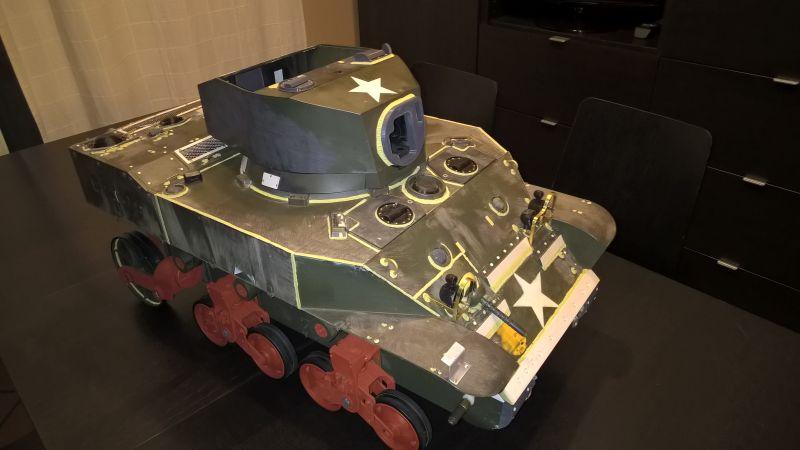 M5A1 Stuart  115