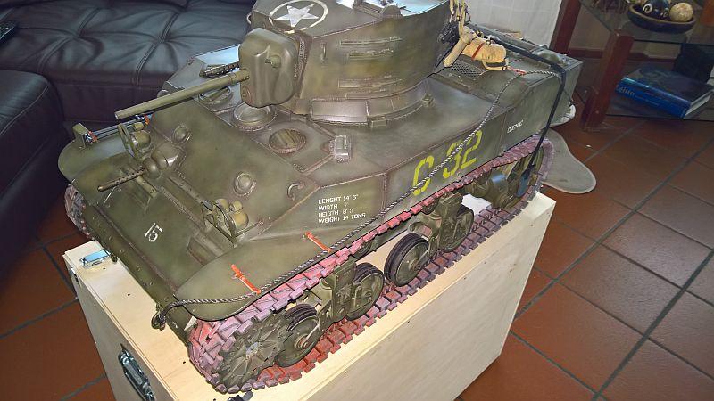 M5A1 Stuart  1311