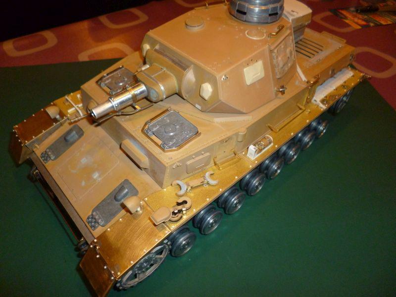 Panzer IV Sd Kfz 161 Ausf F 2610