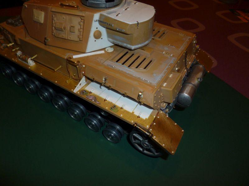 Panzer IV Sd Kfz 161 Ausf F 2710