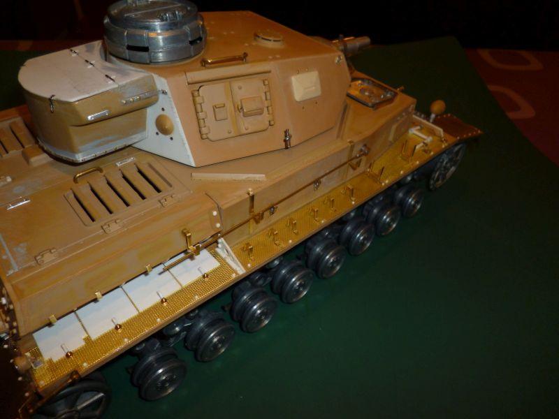 Panzer IV Sd Kfz 161 Ausf F 2810