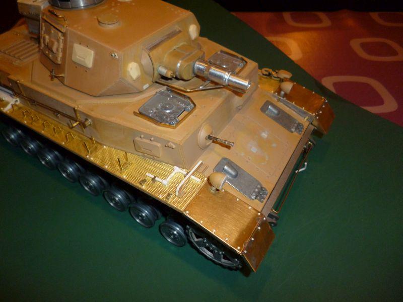 Panzer IV Sd Kfz 161 Ausf F 2910