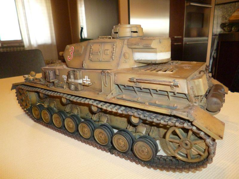 Panzer IV Sd Kfz 161 Ausf F 3310