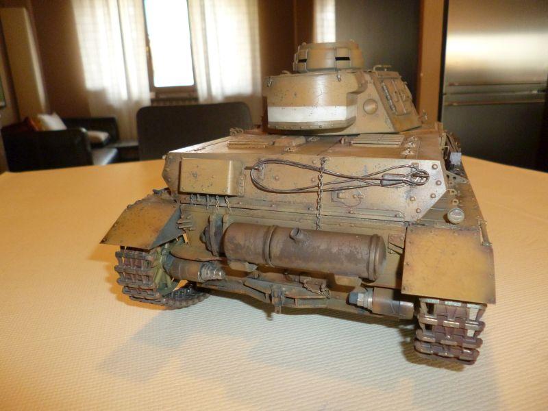 Panzer IV Sd Kfz 161 Ausf F 3410
