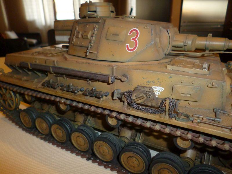 Panzer IV Sd Kfz 161 Ausf F 3510