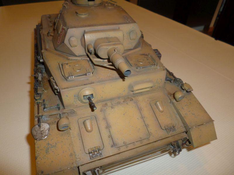 Panzer IV Sd Kfz 161 Ausf F 3611