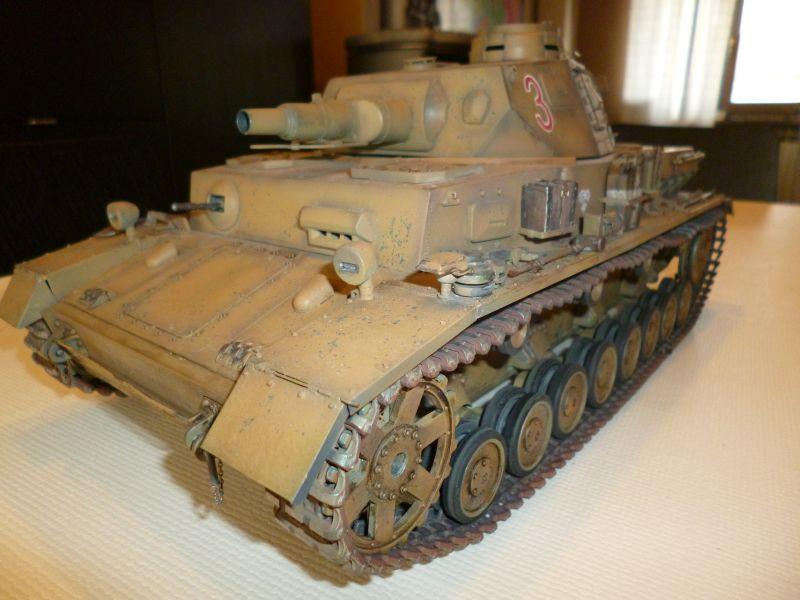 Panzer IV Sd Kfz 161 Ausf F 3711
