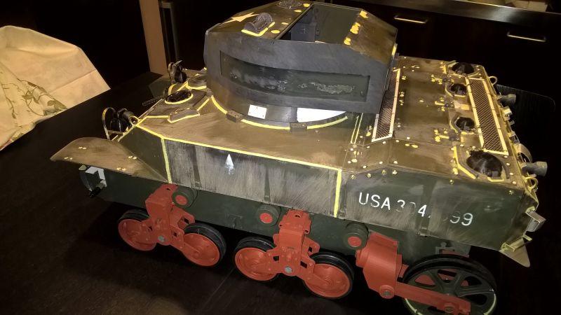 M5A1 Stuart  414