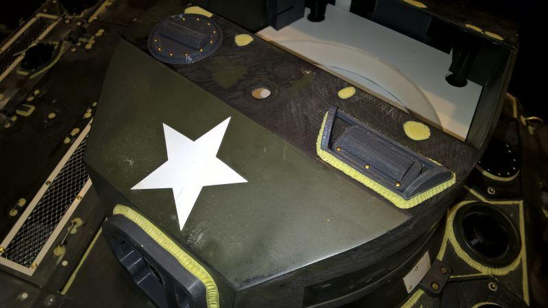 M5A1 Stuart  712