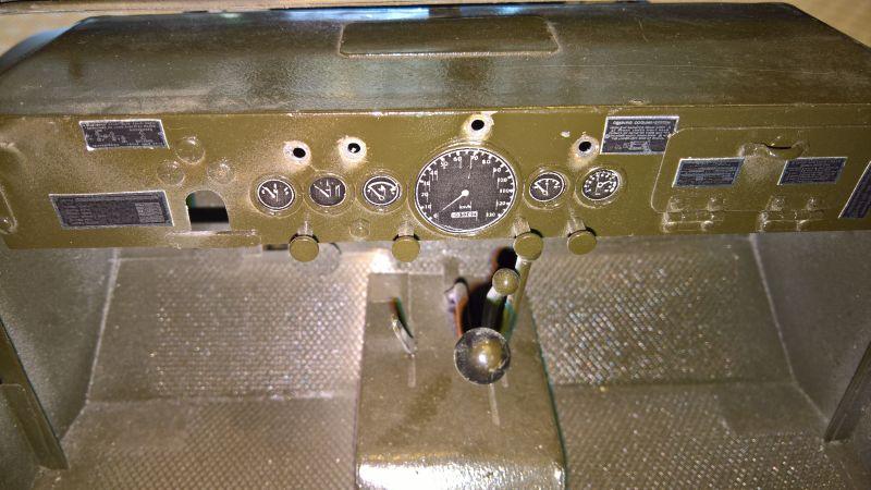 Dodge WC-52 Wc52-118