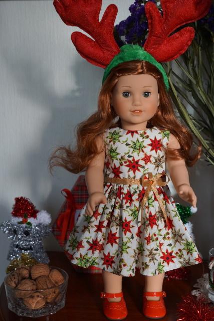 La mienne à moi ...... mon American Girl..... qui sont quatre maintenant et des cousines p.8 - Page 10 Blaire10