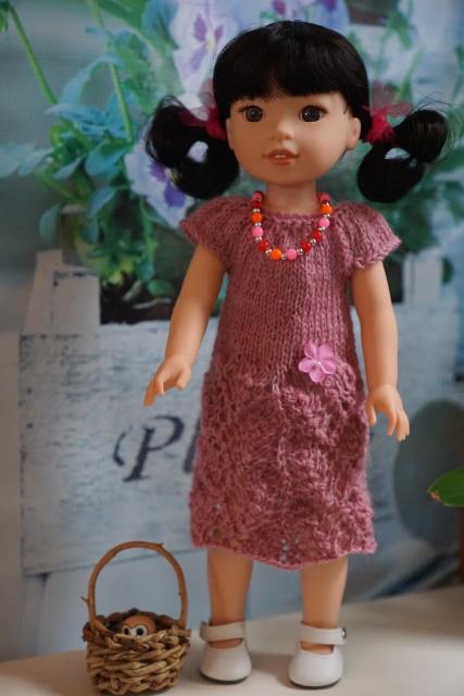 La mienne à moi ...... mon American Girl..... qui sont quatre maintenant et des cousines p.8 - Page 10 Jade10