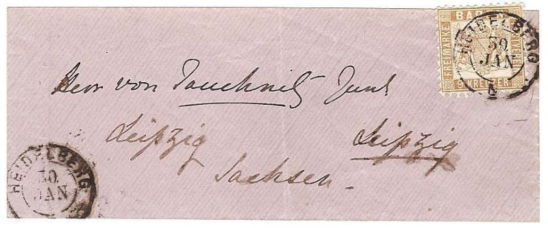 BADEN, 9 Kreuzer braun von 1862 20b_hd10
