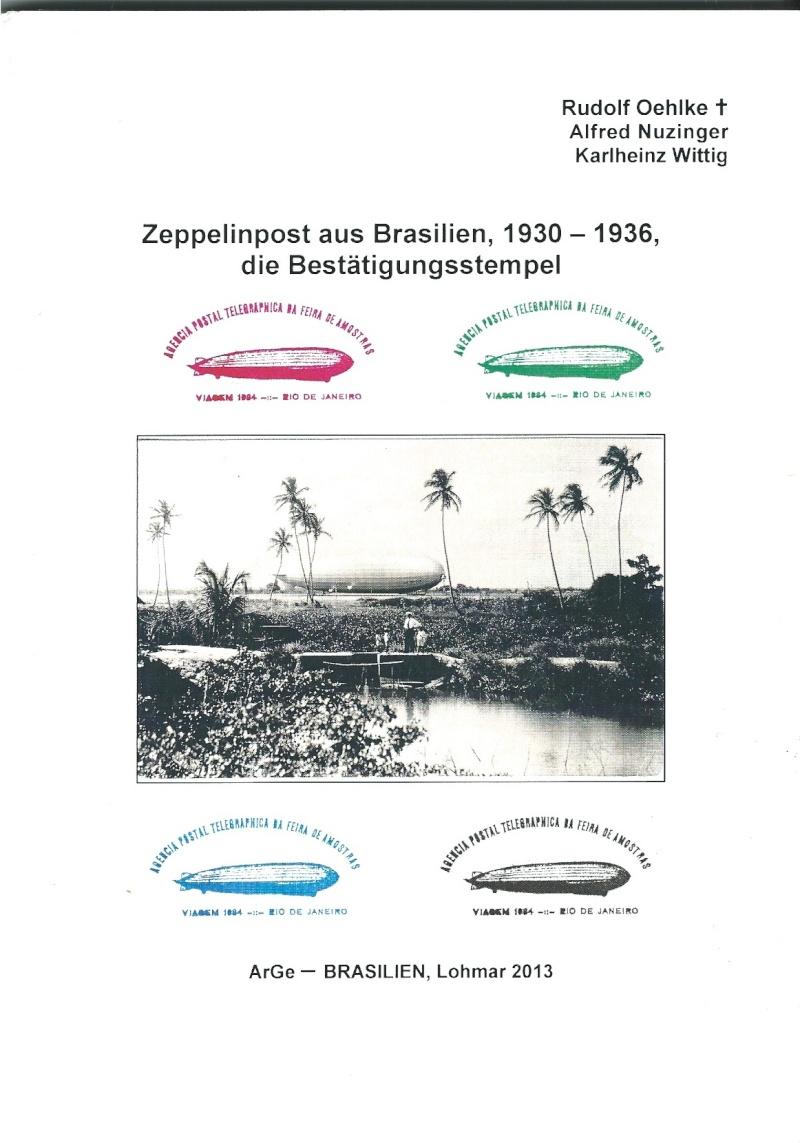 Condor-Flugpostmarken auf Belegen der Südamerikafahrt 1930 - Seite 2 Bestat10