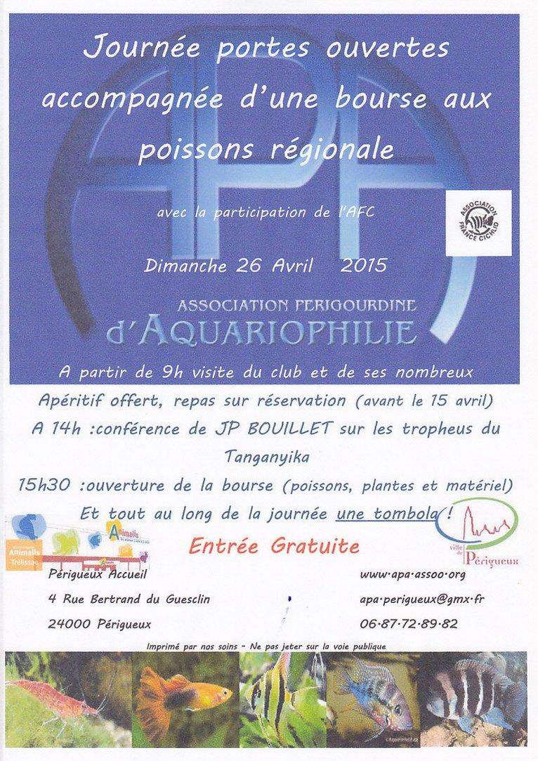 Bourse à Périgueux avec l'AFC Perigu11