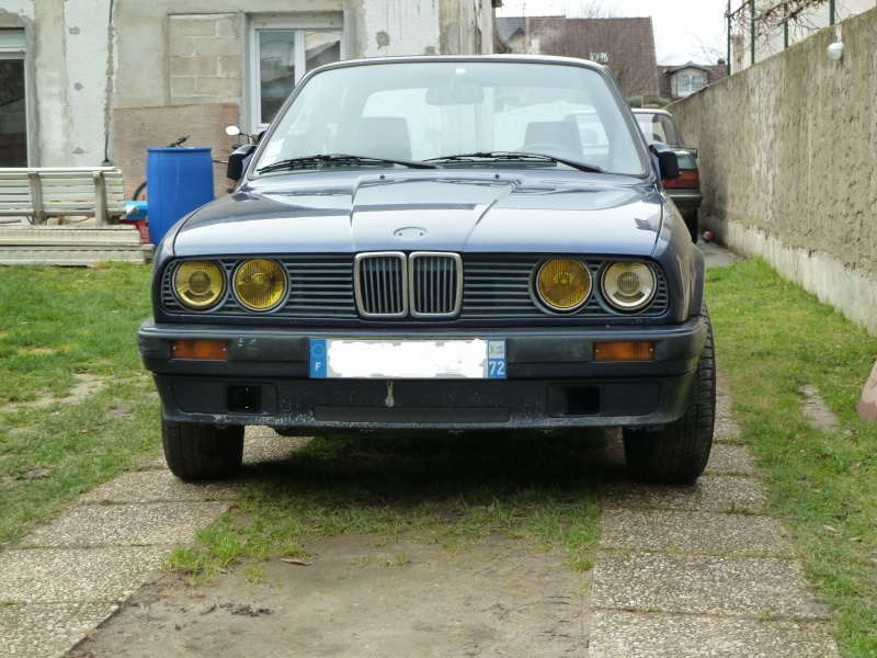 BMW 318 is E30 : the black track machine ... - Page 2 P1040810