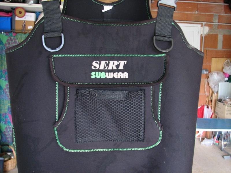 "Vends waders néoprène ""Sert subwear"". Img_2612"