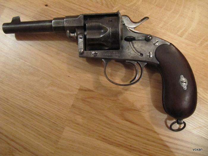 panorama des armes de poing réglementaires en categorie D  67-img10