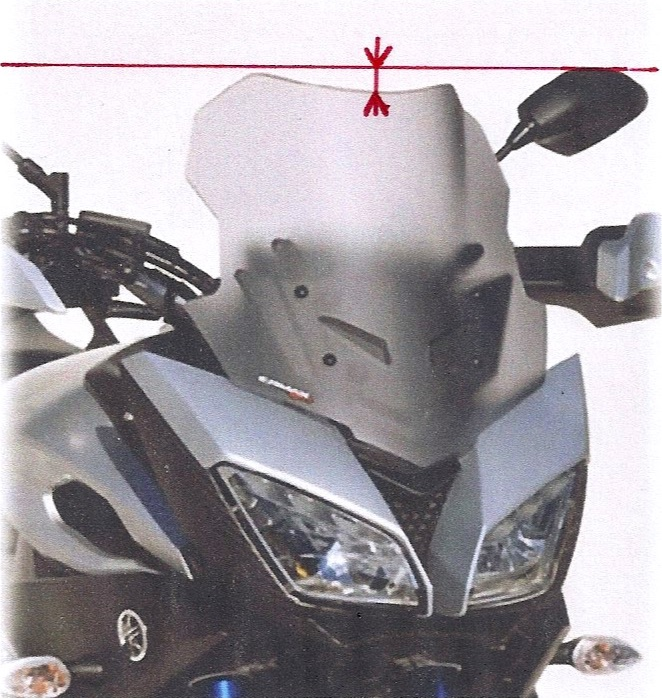 Bulle Ermax pour la MT-09 Tracer - Page 5 Ermax10