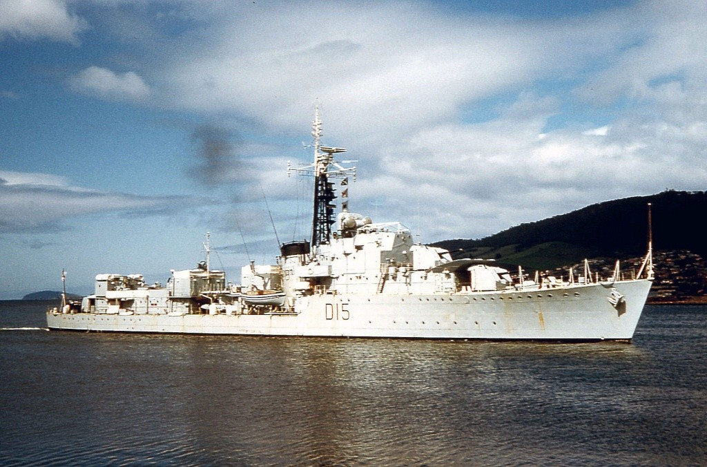 DESTROYER DE LA ROYAL NAVY : du CAESAR au DUCHESS Cavend11