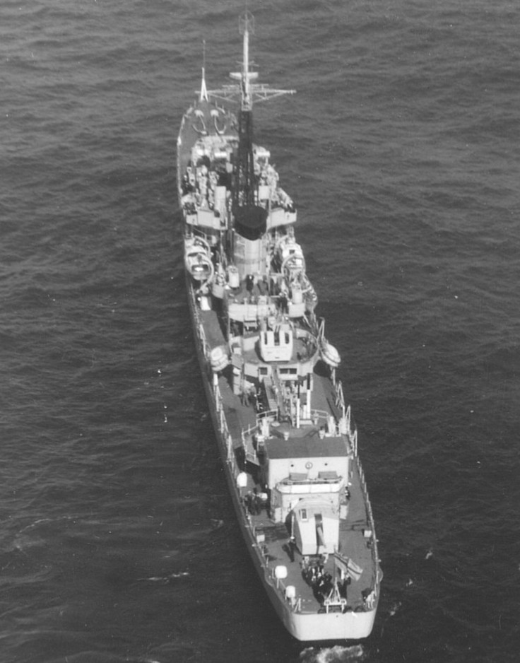 DESTROYER DE LA ROYAL NAVY : du CAESAR au DUCHESS Cheque10