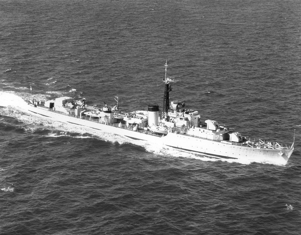 DESTROYER DE LA ROYAL NAVY : du CAESAR au DUCHESS Hms20c21