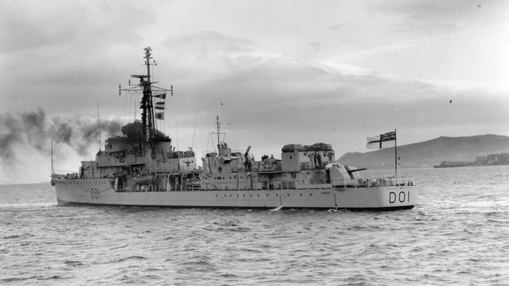 DESTROYER DE LA ROYAL NAVY : du CAESAR au DUCHESS Img88310
