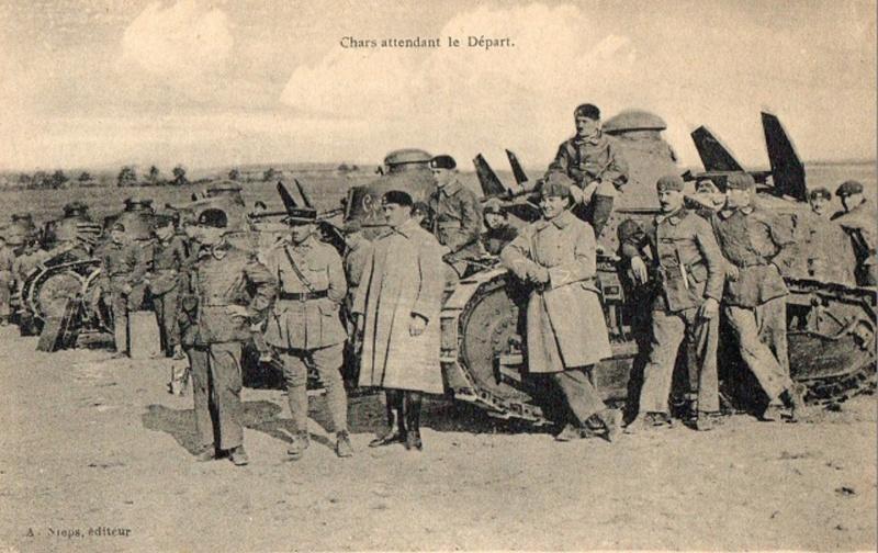 Theme de collection le  501 Regiment de char de combat  Cpa_ch10