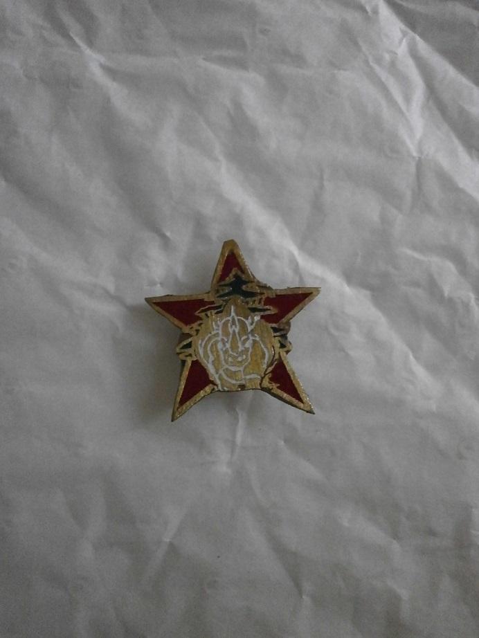 Theme de collection le  501 Regiment de char de combat  Insign93