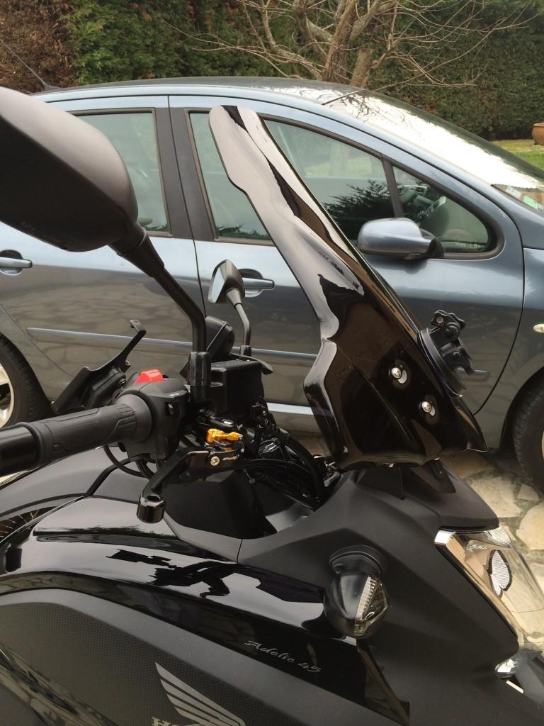 Equipement kit réglage bulle Honda NC750X Bulle_17