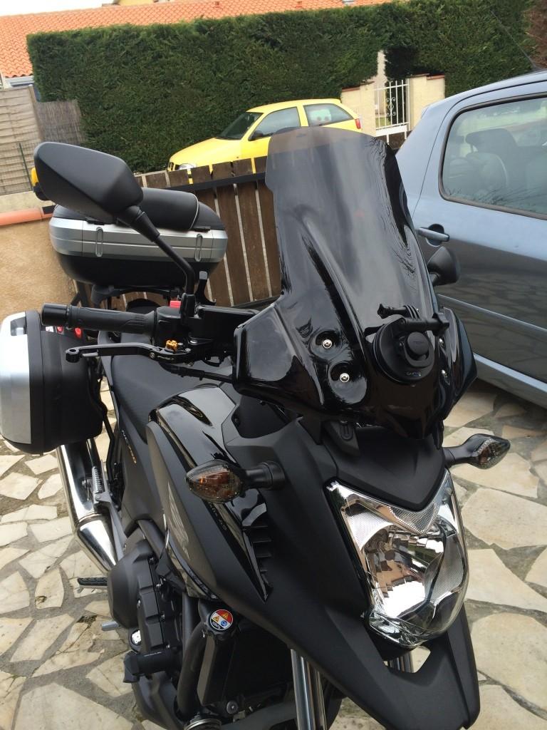 Equipement kit réglage bulle Honda NC750X Bulle_18