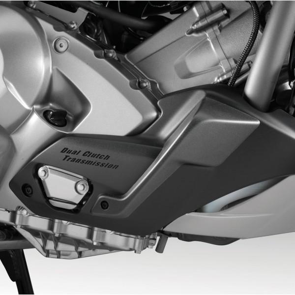 Equipement optionnel Honda Montage des déflecteurs supérieur et inferieur Deflec10