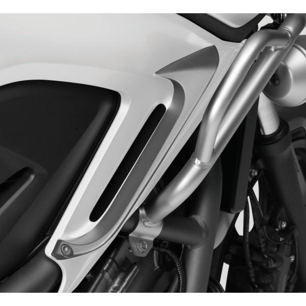 Equipement optionnel Honda Montage des déflecteurs supérieur et inferieur Honda-10