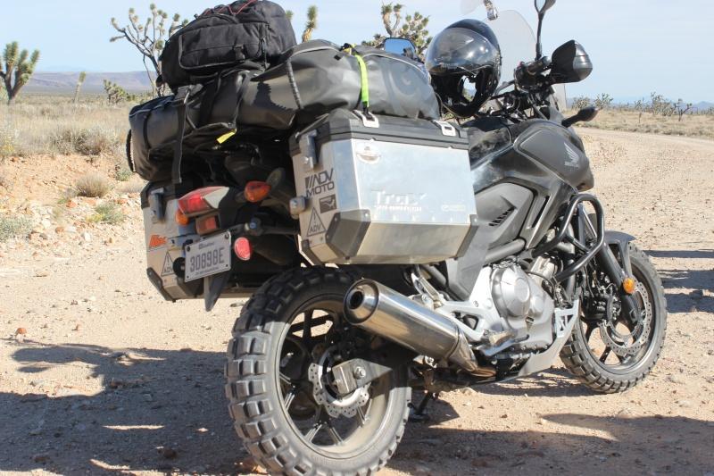 Grand Espase une 700NCX bien équipé touring Img_0410