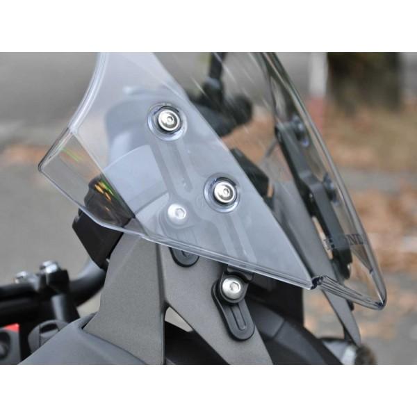 Equipement kit réglage bulle Honda NC750X Kit-de14