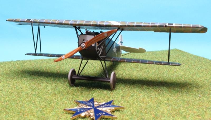 Fokker D.VII (Alb.) - Carl Degelow - 1/48 Roden - NOW WITH FIGURES Img_4712