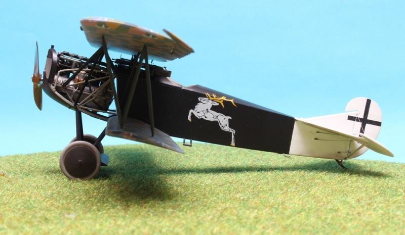 Fokker D.VII (Alb.) - Carl Degelow - 1/48 Roden - NOW WITH FIGURES Img_4713