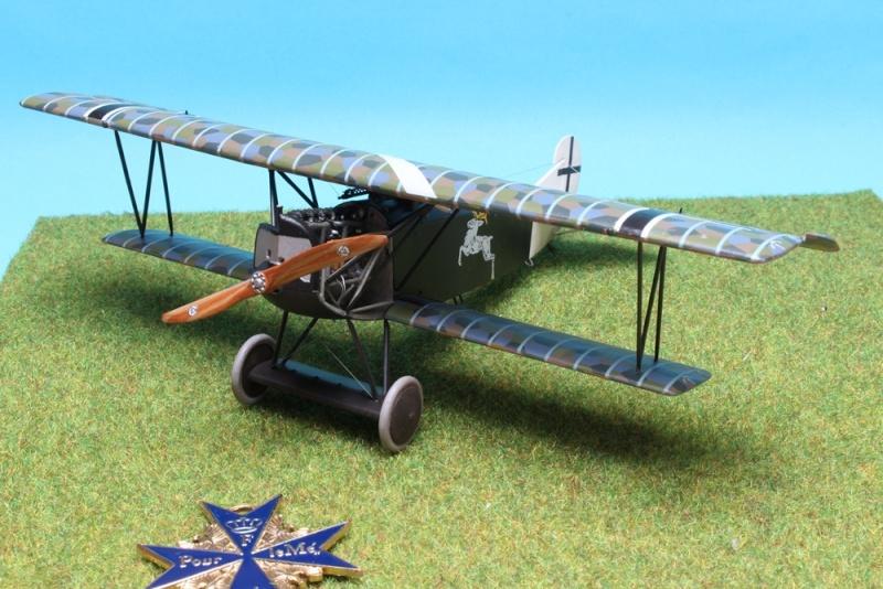 Fokker D.VII (Alb.) - Carl Degelow - 1/48 Roden - NOW WITH FIGURES Img_4716