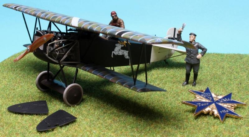 Fokker D.VII (Alb.) - Carl Degelow - 1/48 Roden - NOW WITH FIGURES Img_4728