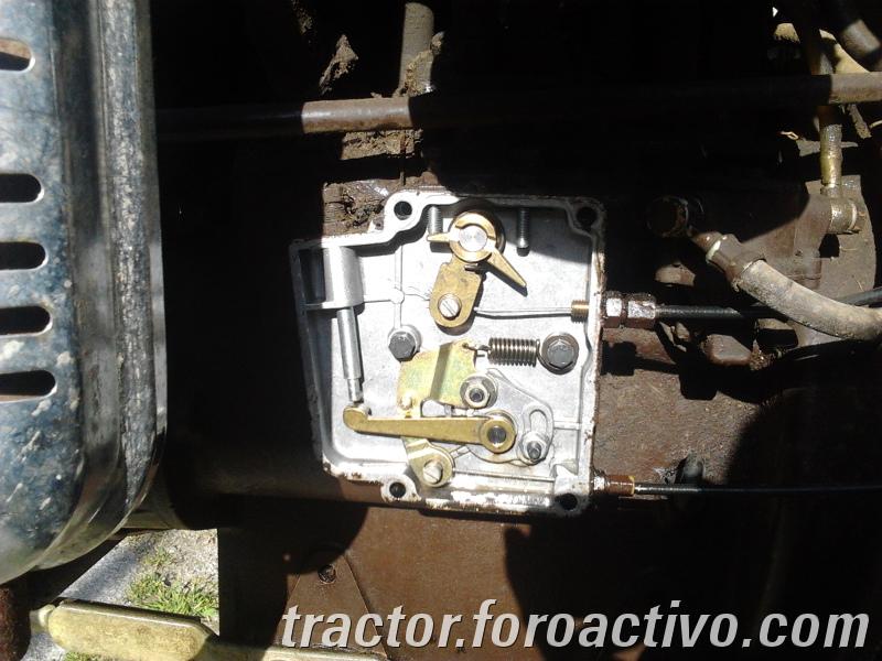 [Agria 9900 E] Motor  no gira redondo (solucionado) 2013-010