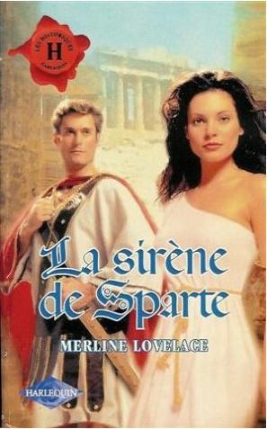 La Sirène de Sparte - Merline Lovelace 51c55910