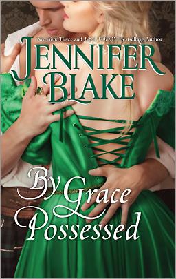 Les Trois Grâces - Tome 2 : Possédé par la grâce de Jennifer Blake Blake10