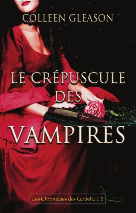 Les chroniques des Gardella - Tome 2 :  Le crépuscule des vampires Crepus10