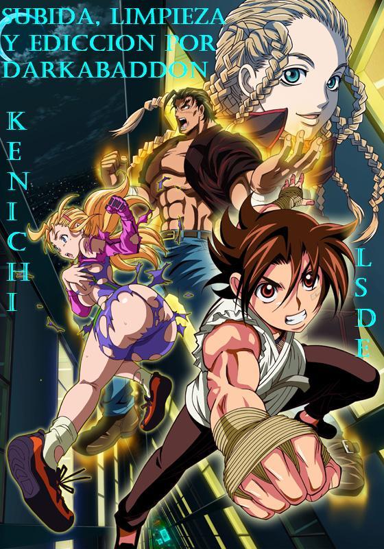 Kenichi Manga 496 Shijou10