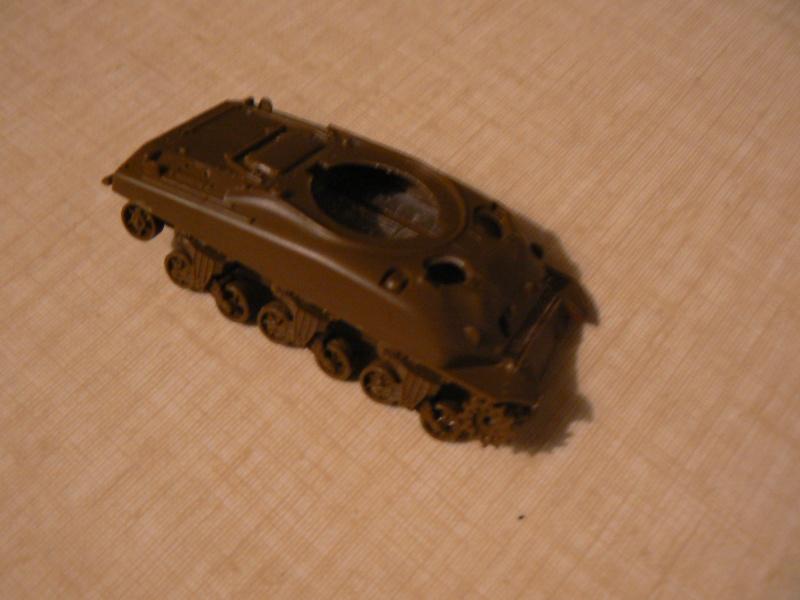 sherman M4A1 DD UTAH BEACH P1040910