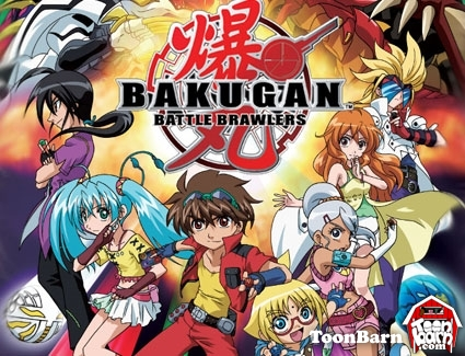 Bakugan Loose World
