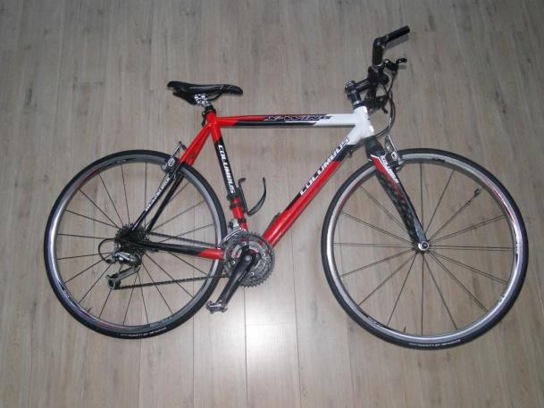 Vélo COLOMBUS X-WING  Pau110