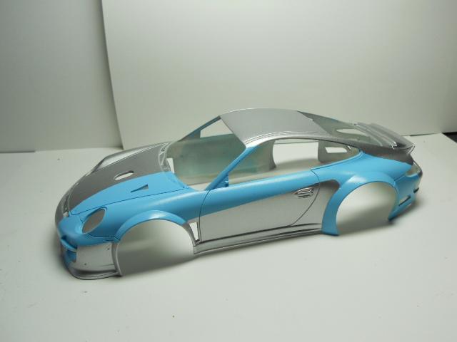 Porsche GT3 Flying Lizard 00513